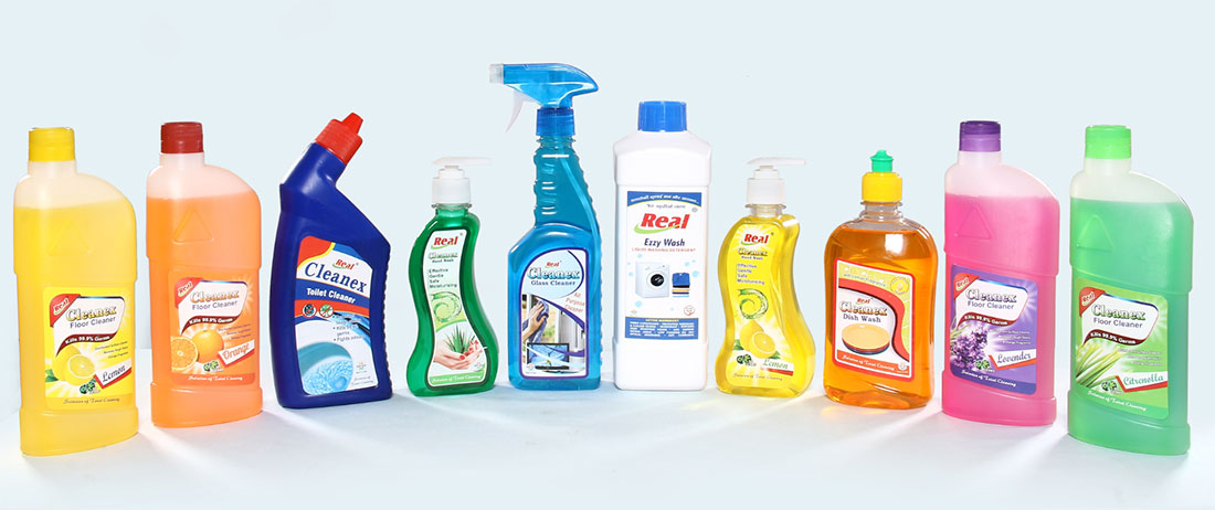 Real Cleaners - Ratnesh Raj Chemicals
